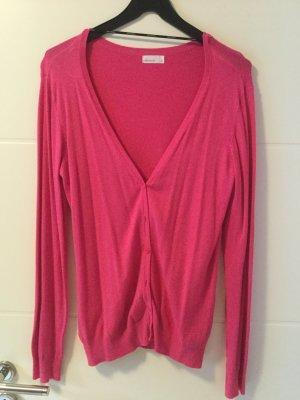 Strickcardigan Pink von vero moda