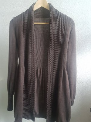 Orsay Knitted Cardigan brown