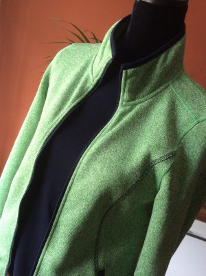 Gina Laura Fleece Jackets white-green