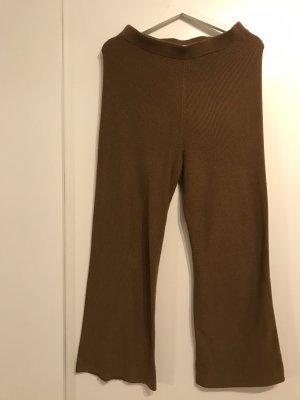 H&M Wollen broek grijs-bruin-bruin