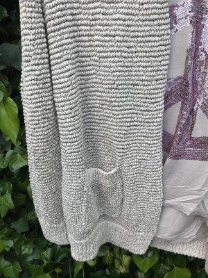 Marc O'Polo Veste tricotée en grosses mailles beige clair