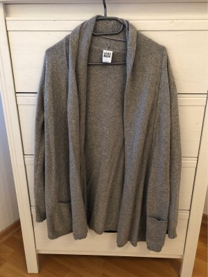 Vero Moda Wool Jacket light grey-grey