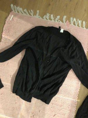 H&M Giacca-camicia nero