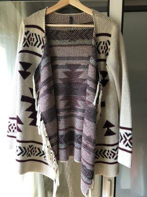 Colloseum Cardigan in maglia multicolore