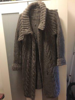 Wool Jacket grey brown