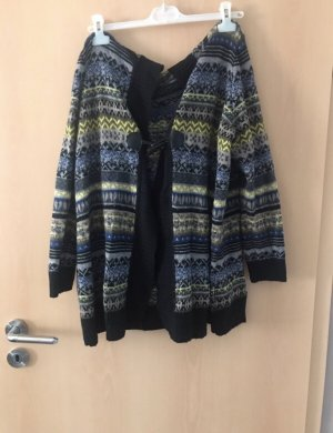 Yessica Knitted Vest multicolored