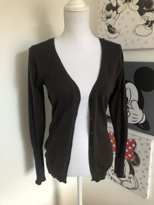 Avanti Cardigan brown-dark brown