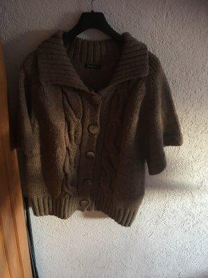 Novelti Giacca di lana color cammello