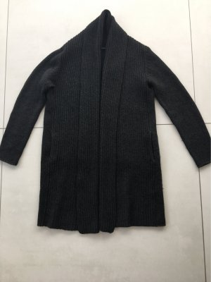 for friends only Long Cardigan anthracite