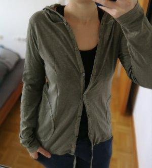 Multiblu Shirt Jacket khaki