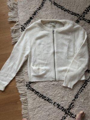 Strickjacke aus Angora | Gr. XS