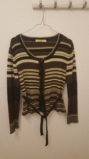 Biba Cardigan bronze-colored-brown