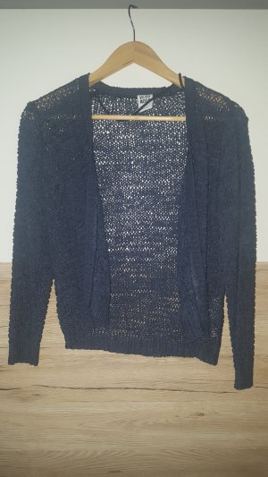 Strickjacke blau in Gr S