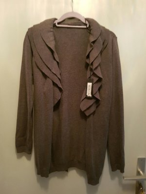 Strickjacke blazer Cardigan gr L