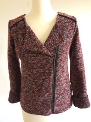 Strickjacke Blazer in Grobstrick-Optik von ZERO