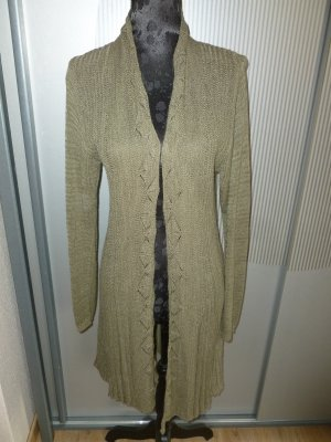 Strickjacke Cardigan khaki liberty