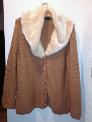 Alfredo Pauly Cardigan color cammello