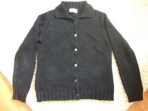 Strickjacke / Cardigan von Esprit, Gr. 36, schwarz
