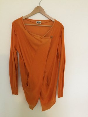 Strickjacke Diesel Orange
