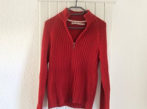 Strickjacke Gr. L in rot