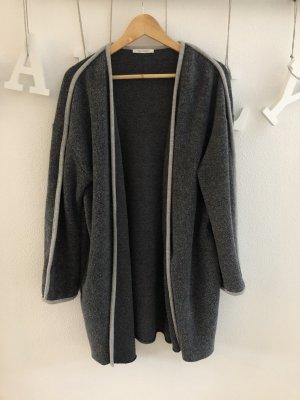 Zara Rebeca gris oscuro-gris claro