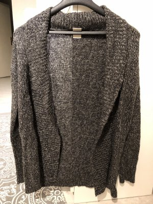 Strickjacke grau meliert Vero Moda