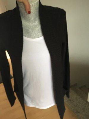 Strickjacke, H&M, schwarz