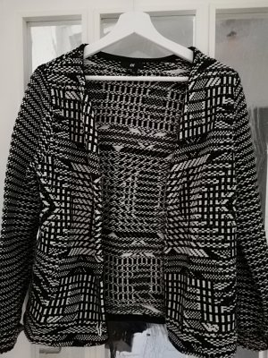 H&M Knitted Cardigan multicolored