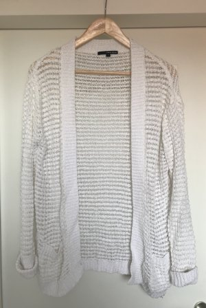 Tally Weijl Cardigan all'uncinetto bianco