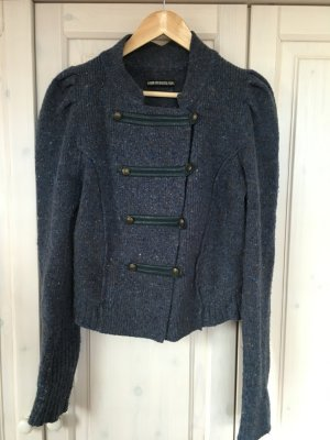 Strickjacke im Military-Look von Drykorn L