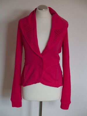 Strickjacke Jacket in pink von DIDI Gr. S