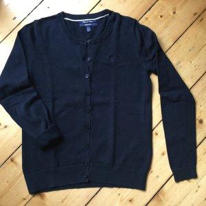 Gant Cardigan dark blue cotton