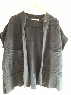 Strickjacke Kurzarm