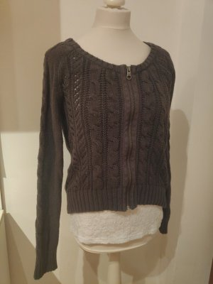 Strickjacke L