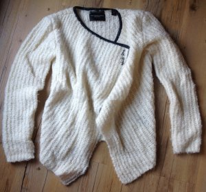 Strickjacke Maison Scotch, beige, Gr.3/4