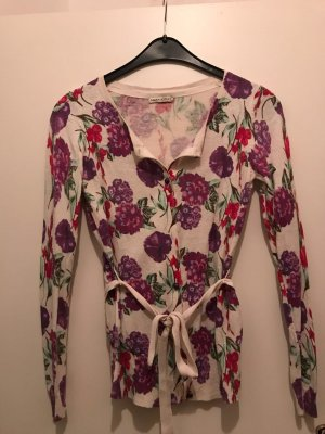 Strickjacke mit Blumen von LAURA ASHLEY