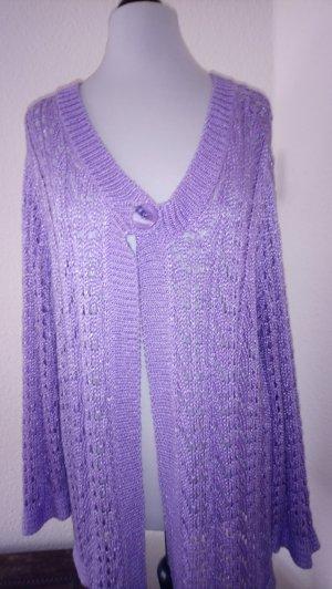 Jersey de punto lila