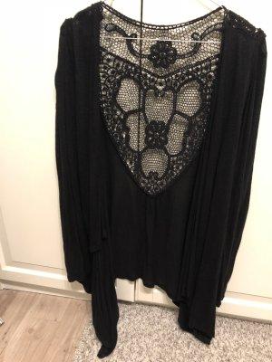 Zara Cardigan tricotés noir