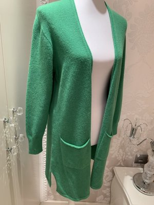 Knitted Vest green