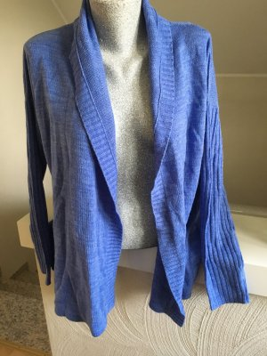 Strickjacke, Only, blau, NEU