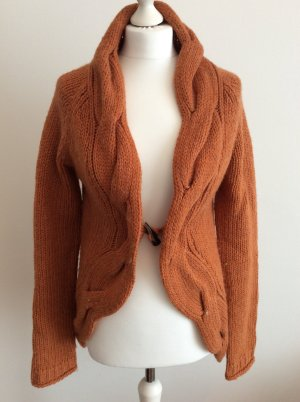 Strickjacke orange Tom Tailor Denim Gr. M