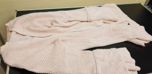 0039 Italy Knitted Cardigan pink-light pink