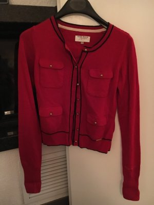 Strickjacke rot, XS, Pepe Jeans, Top Zustand!