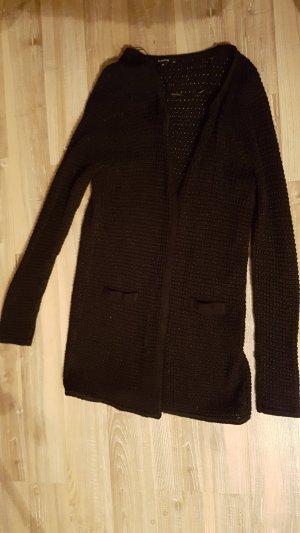 Strickjacke schwarz von Comma Größe 36