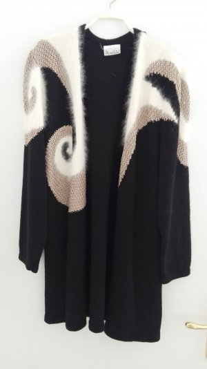 Madeleine Long Knitted Vest multicolored mixture fibre