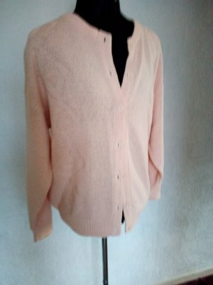 Strickjacke Seide