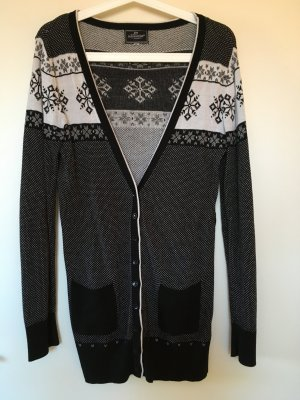 Strickjacke Skandinavien Optik von Clockhouse Gr. 40-42