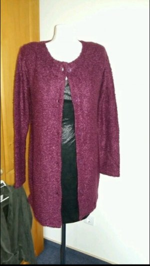 Strickjacke / Stickmantel von Vero Moda Gr. XS/S 34/36 bordo Long Cardigan
