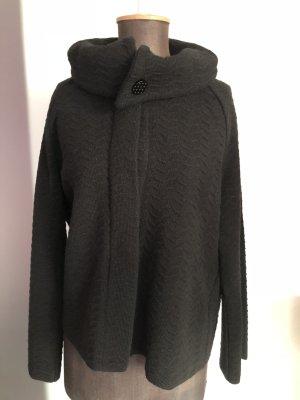 Strickjacke Strick Jacke Gr 40 42 L  von Laziva by Valentino  schwarz