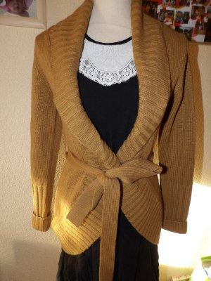 Vero Moda Cardigan tricotés brun-marron clair